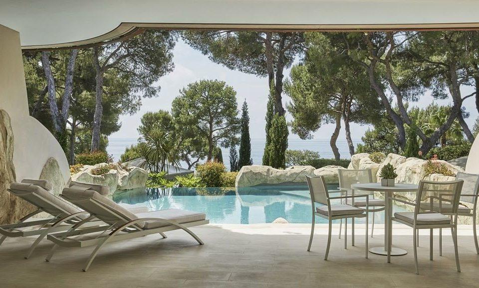 tree property Villa home Resort backyard mansion hacienda