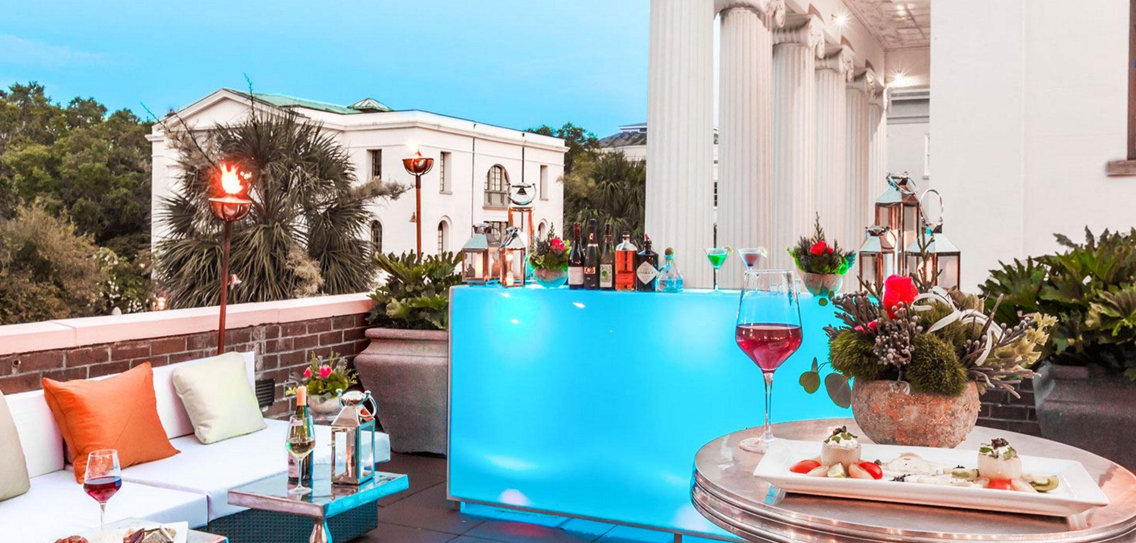 sky leisure restaurant Resort home Villa backyard