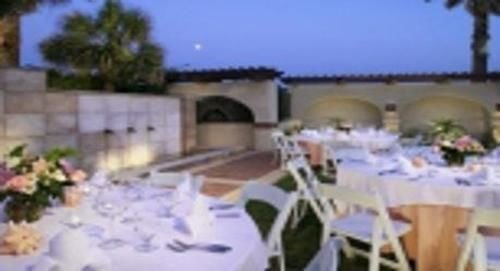 ceremony banquet Villa hacienda dining table function hall Resort restaurant