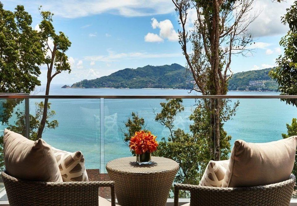 tree sky water leisure property swimming pool overlooking home Villa Resort beautiful