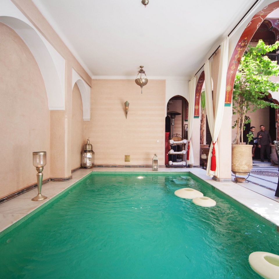 swimming pool property leisure Villa green hacienda billiard room cottage Resort
