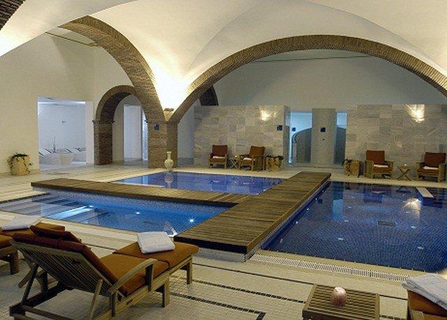 swimming pool property billiard room recreation room Villa Resort mansion