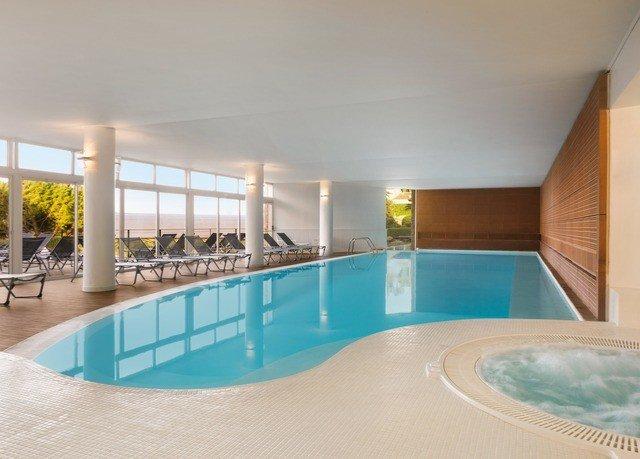 swimming pool property condominium leisure centre leisure Resort Villa jacuzzi blue