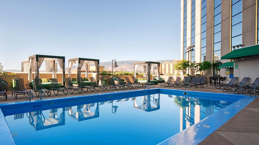 sky swimming pool leisure condominium property Resort reflecting pool plaza blue marina Villa