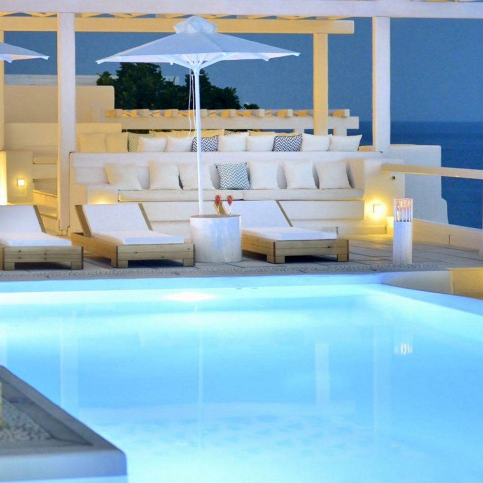 swimming pool Resort Villa blue