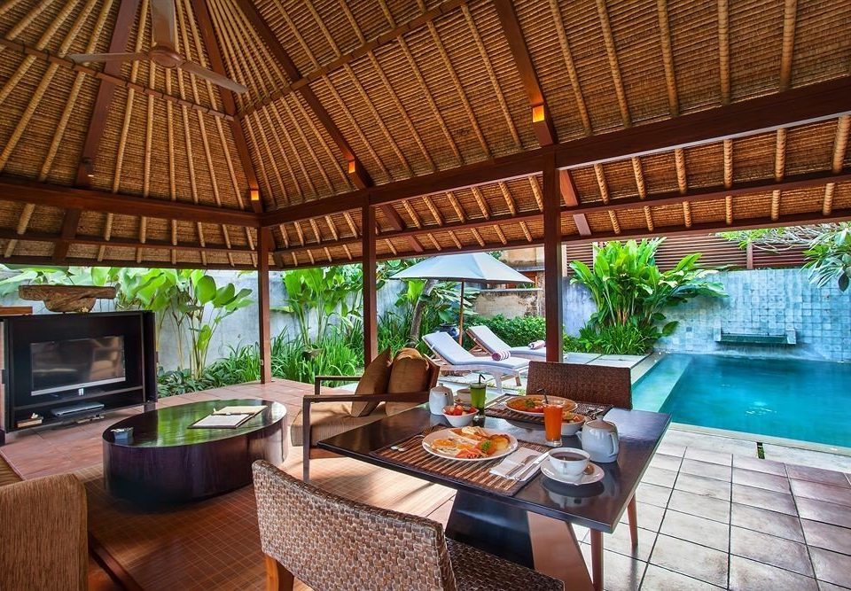building chair property Resort swimming pool cottage Villa eco hotel outdoor structure