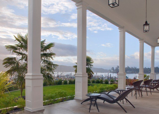 building property porch condominium home walkway Villa Resort outdoor structure colonnade overlooking