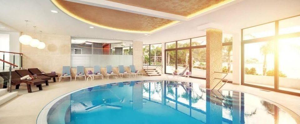 property swimming pool building Resort condominium mansion Villa
