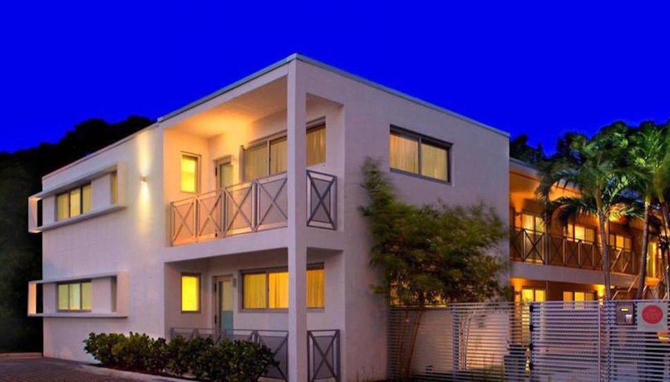 building property house home condominium Villa residential area Resort mansion