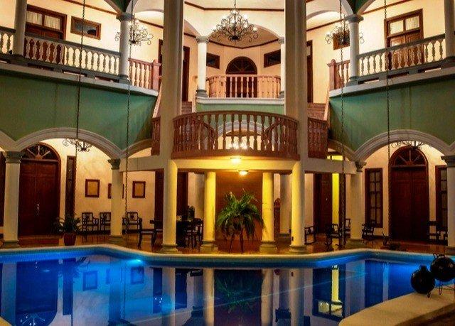 property building mansion home Resort Villa palace swimming pool hacienda condominium
