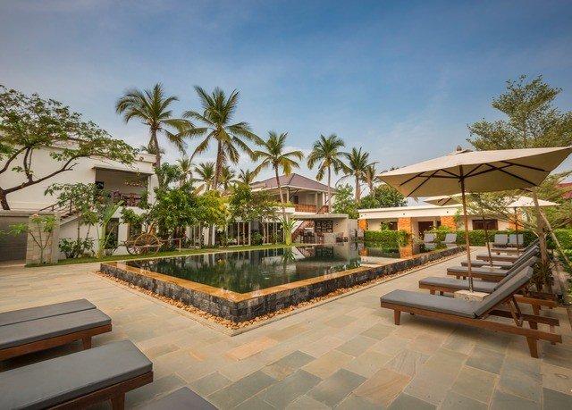 sky property Resort building Villa swimming pool condominium hacienda mansion eco hotel