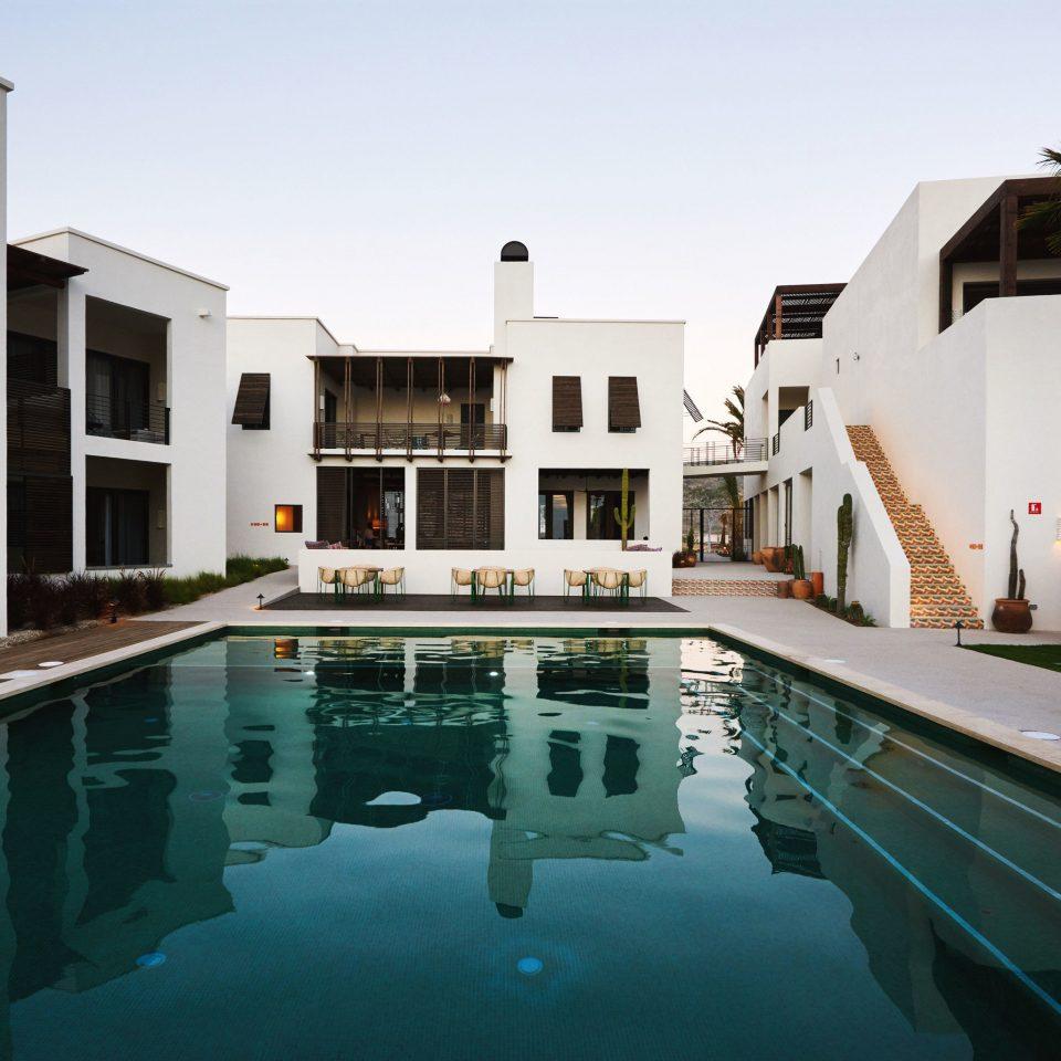 building sky property swimming pool house condominium Villa Resort home mansion