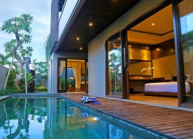 swimming pool property building condominium Resort Villa mansion home