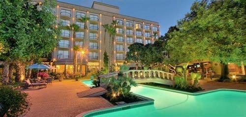 tree property condominium Resort building leisure swimming pool Villa mansion plaza