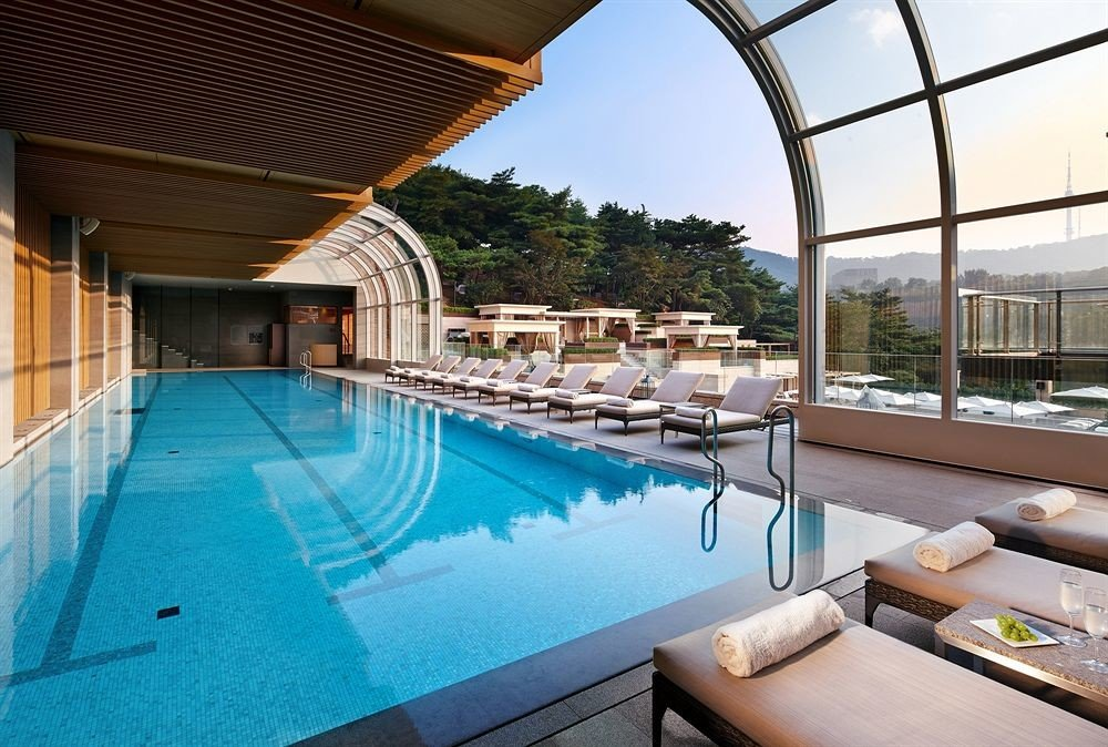 swimming pool building property leisure Resort Villa condominium