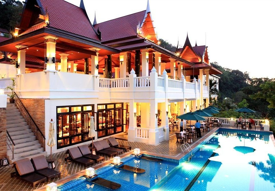 Resort property leisure building palace Villa mansion resort town eco hotel condominium