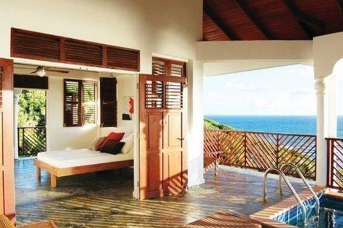 building property Resort Villa condominium cottage swimming pool home living room porch