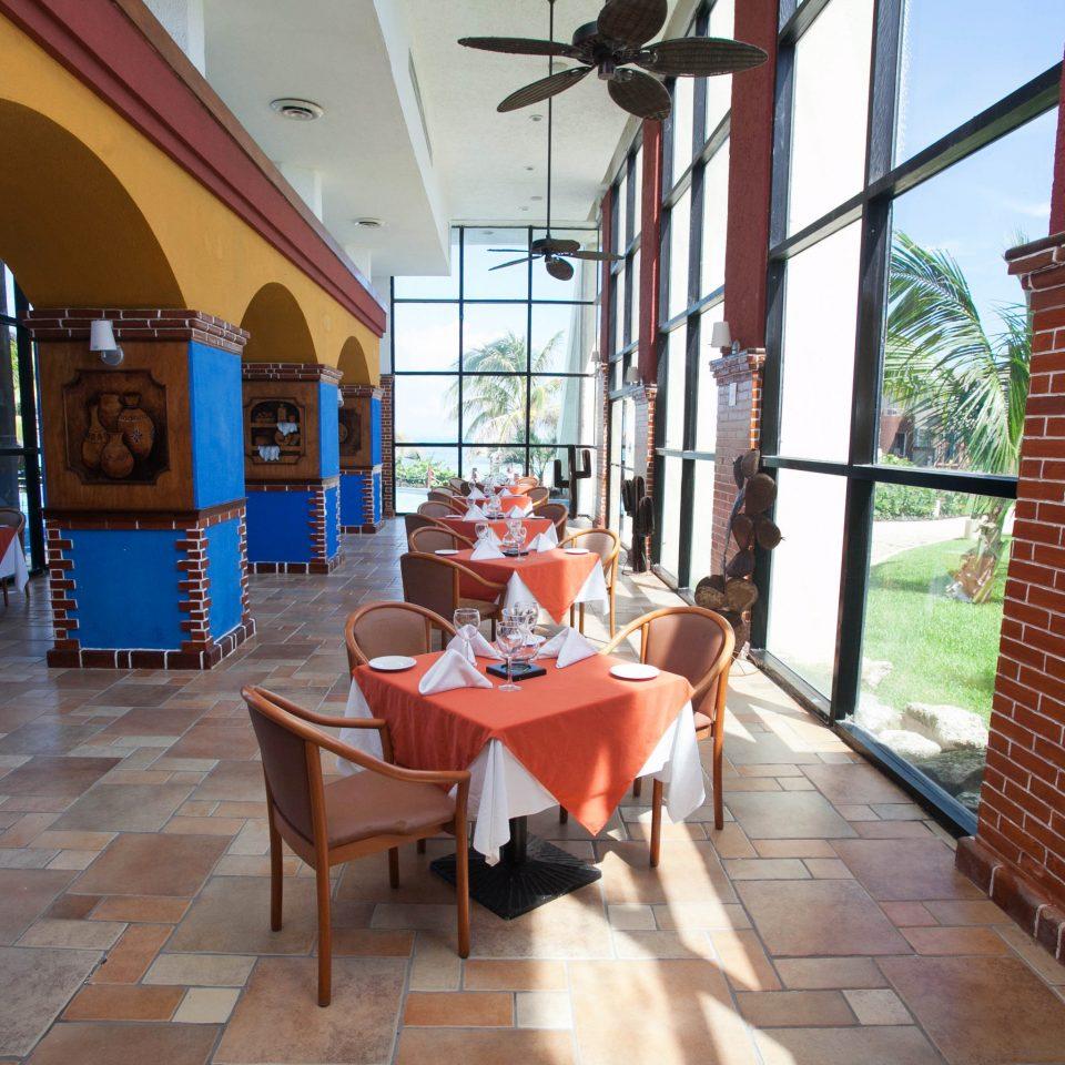 property building Resort house restaurant Villa home cottage hacienda