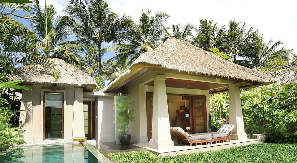 tree property building Resort house home Villa cottage outdoor structure mansion palm plant stone