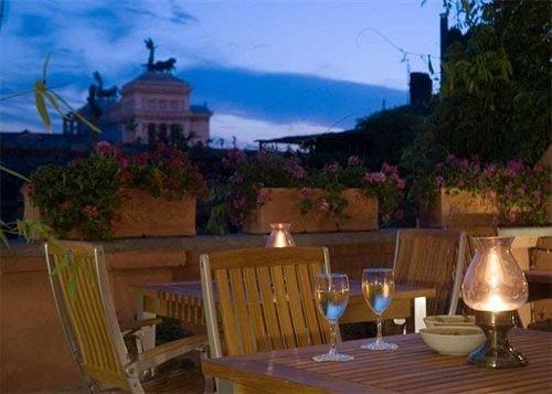 property Resort building Villa hacienda cottage restaurant set dining table
