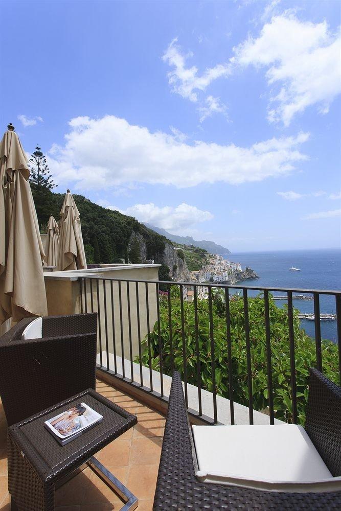 sky property building house Resort Villa home cottage overlooking