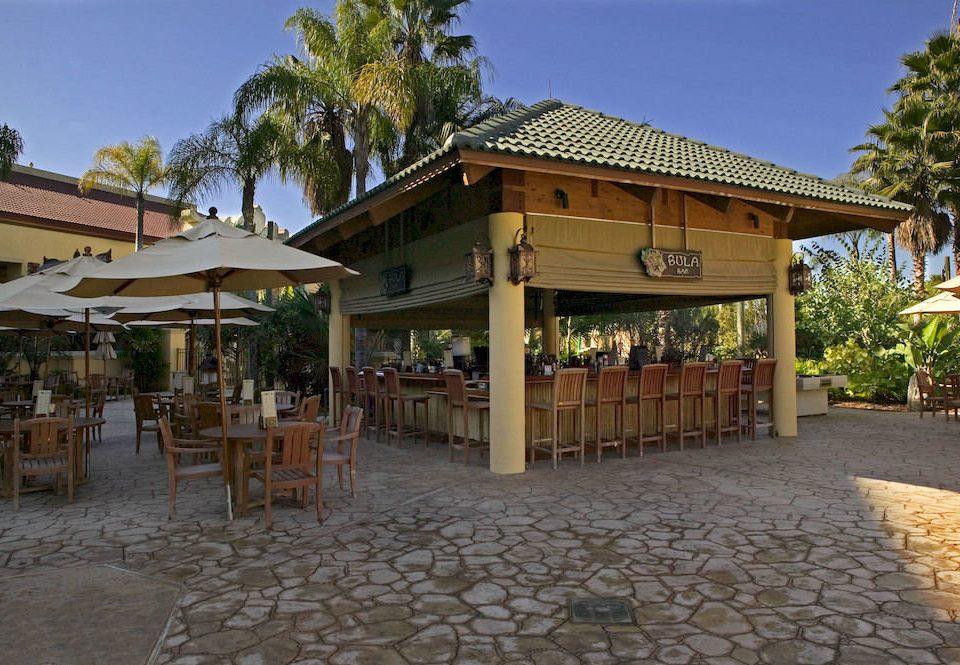 sky ground building tree house property Resort hacienda Villa stone