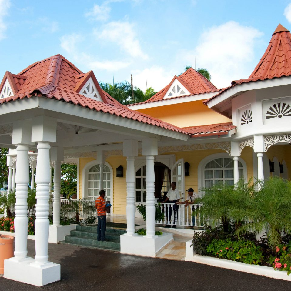 sky building house home Resort temple Villa palace shrine hacienda