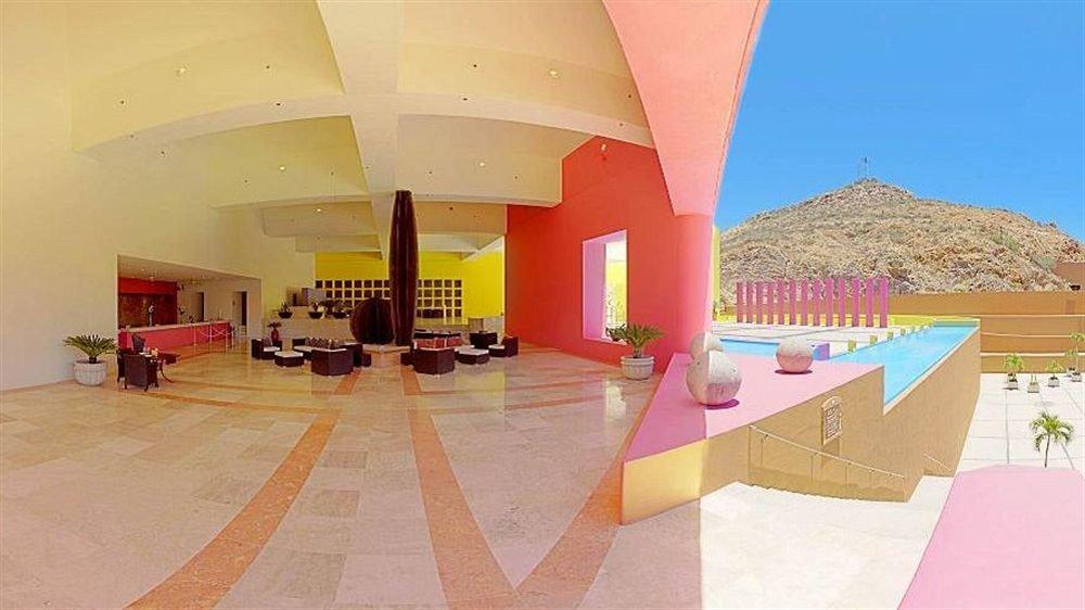 building property leisure Resort hacienda Villa