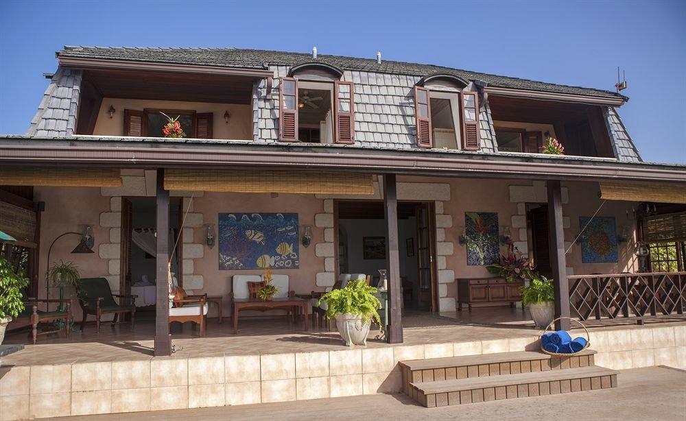 building property home Villa restaurant Resort