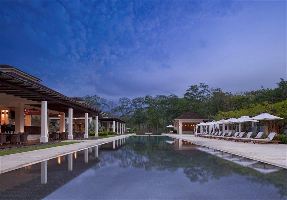 property building swimming pool Resort Villa traveling