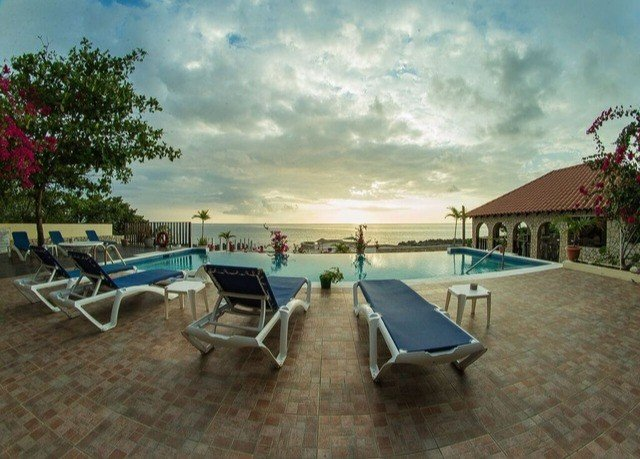 property chair swimming pool leisure Resort Villa caribbean