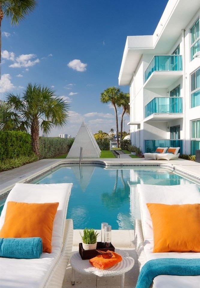 swimming pool property leisure Resort condominium Villa home caribbean