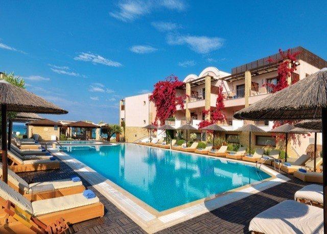 sky property Resort swimming pool leisure Villa resort town caribbean condominium