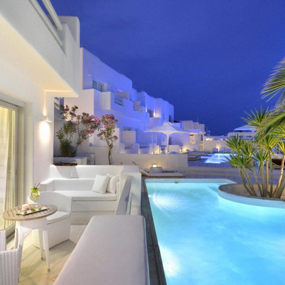 swimming pool property condominium Resort Villa caribbean mansion