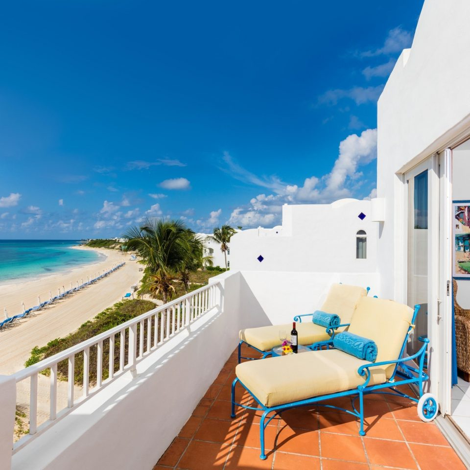 sky property leisure caribbean Resort Villa swimming pool home condominium overlooking shore