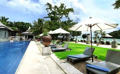 sky swimming pool Resort property leisure Villa caribbean eco hotel cottage lined set day