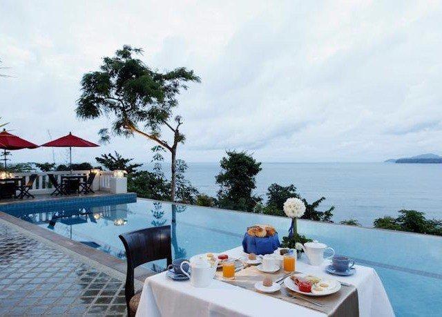 sky property swimming pool leisure Resort vehicle Villa passenger ship caribbean yacht set