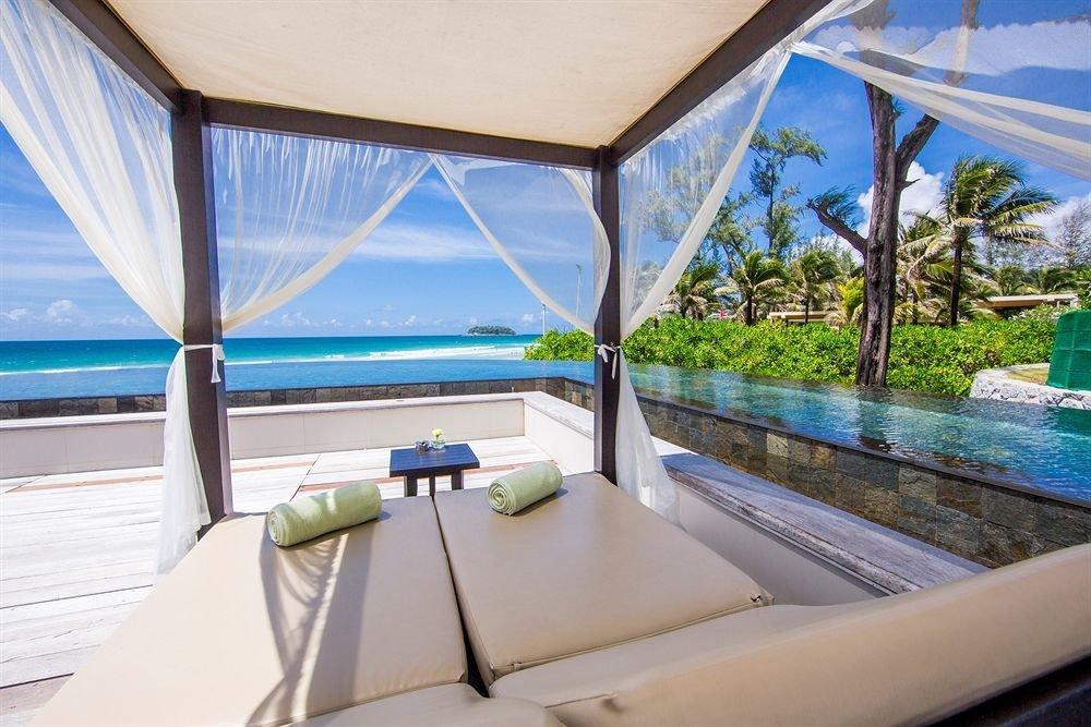 property swimming pool leisure Resort Villa caribbean yacht overlooking