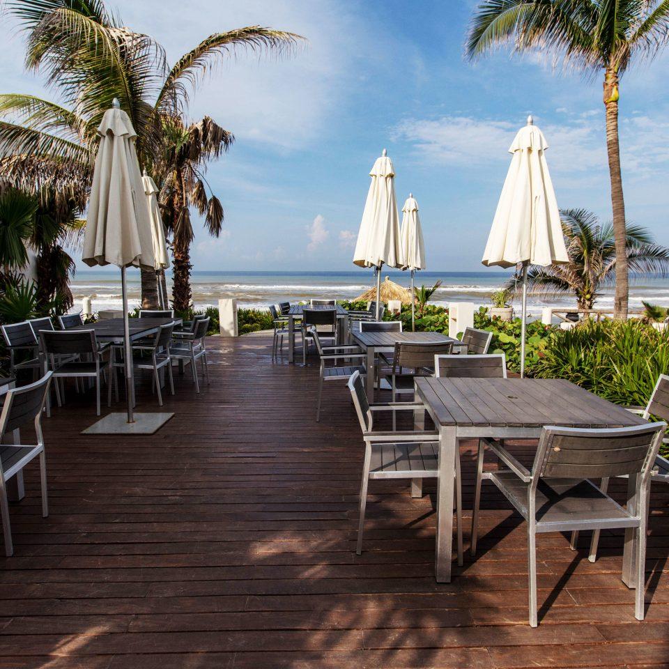 sky tree Resort restaurant caribbean Villa