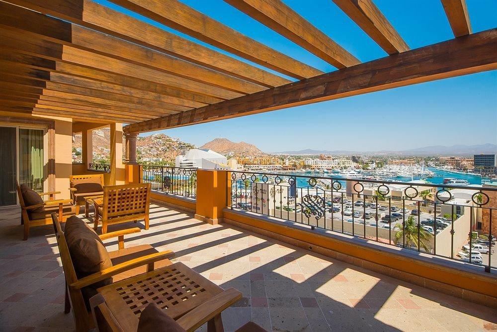chair property Resort wooden Villa cottage outdoor structure condominium