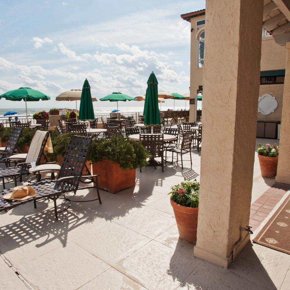 ground leisure property chair Resort home Villa restaurant cottage hacienda
