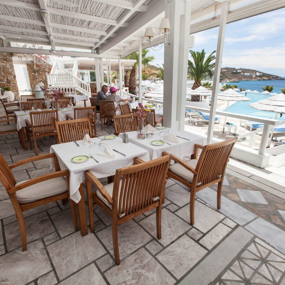 chair property Resort restaurant cottage Villa