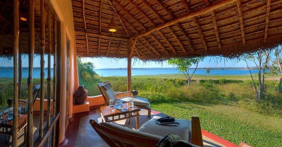 grass chair leisure Resort Villa vehicle cottage overlooking set