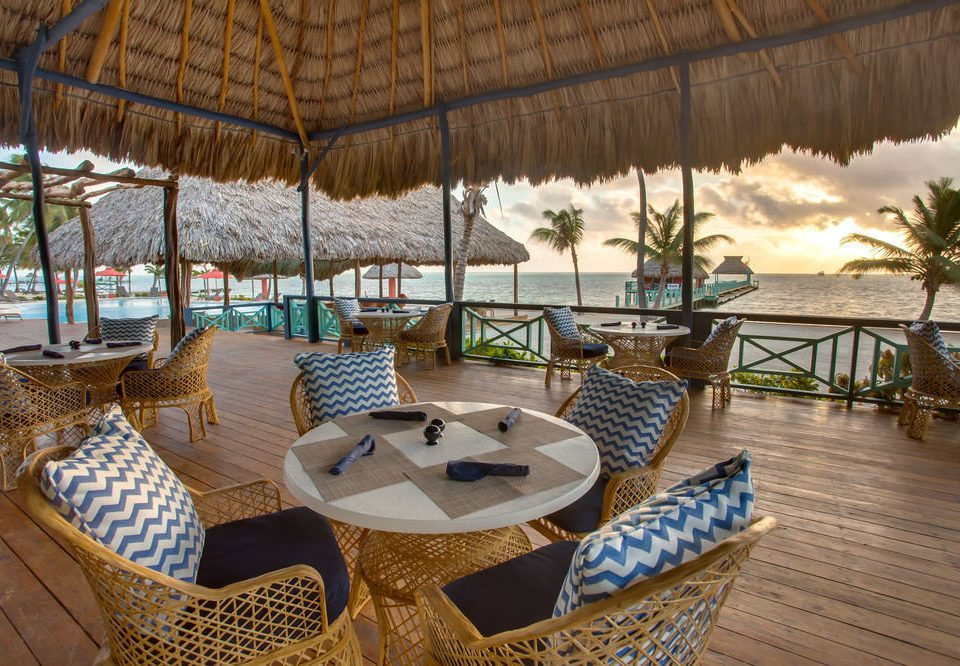 chair property Resort Villa cottage restaurant