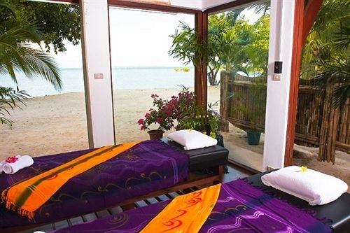 tree property Resort leisure Villa hacienda cottage swimming pool colorful eco hotel