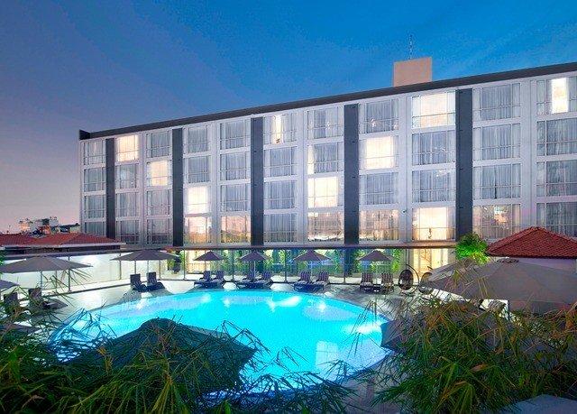 condominium property swimming pool leisure centre Resort headquarters Villa convention center