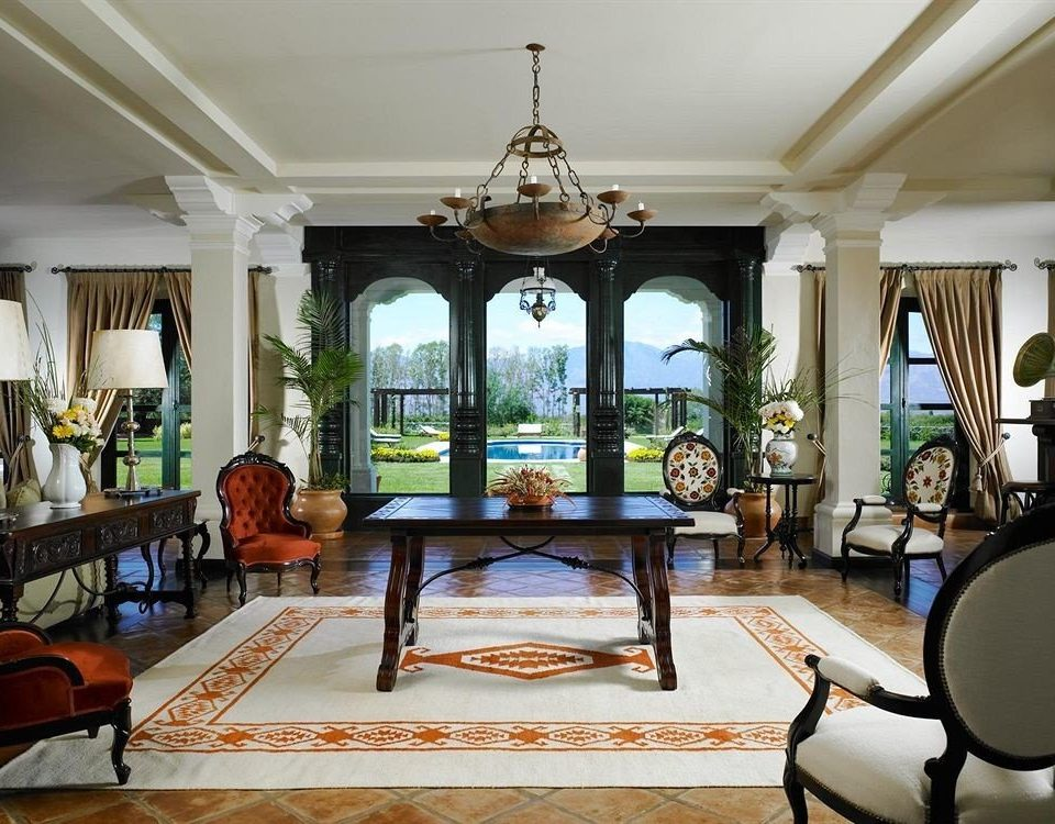 property living room home house mansion Villa condominium Resort cottage farmhouse dining table