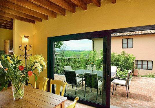 property Villa home hacienda cottage condominium living room Resort