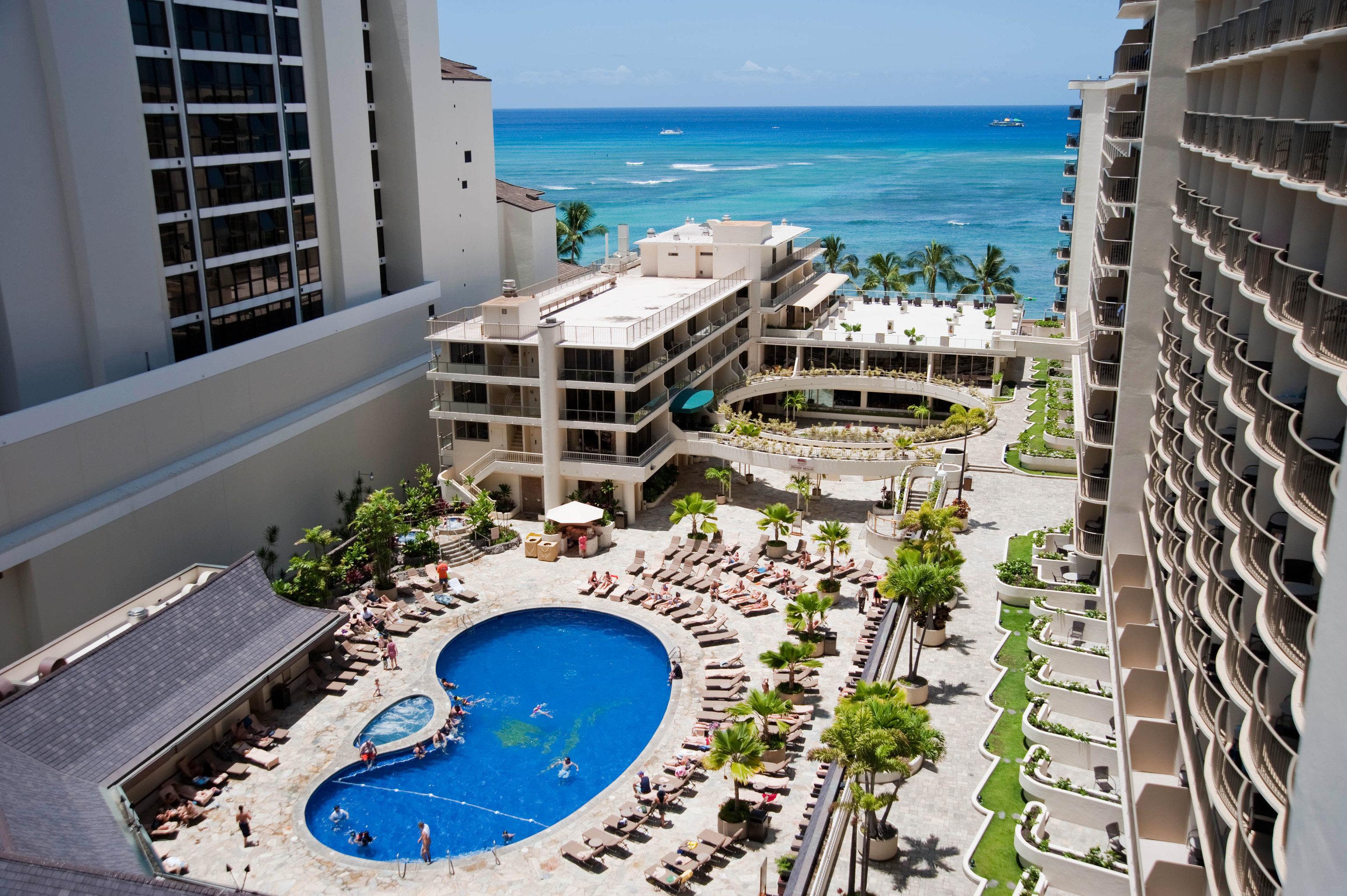 condominium property swimming pool leisure Resort marina mansion dock Villa shore