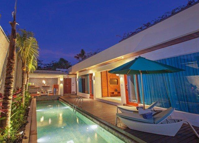 swimming pool property Resort leisure Villa mansion eco hotel condominium